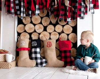 FREE PERSONALIZATION, Christmas Stockings, Personalized Stockings, Monogrammed Stockings, Personalized Christmas Stocking