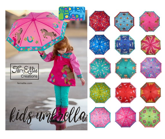 Kids Umbrella, Stephen Joseph Umbrella