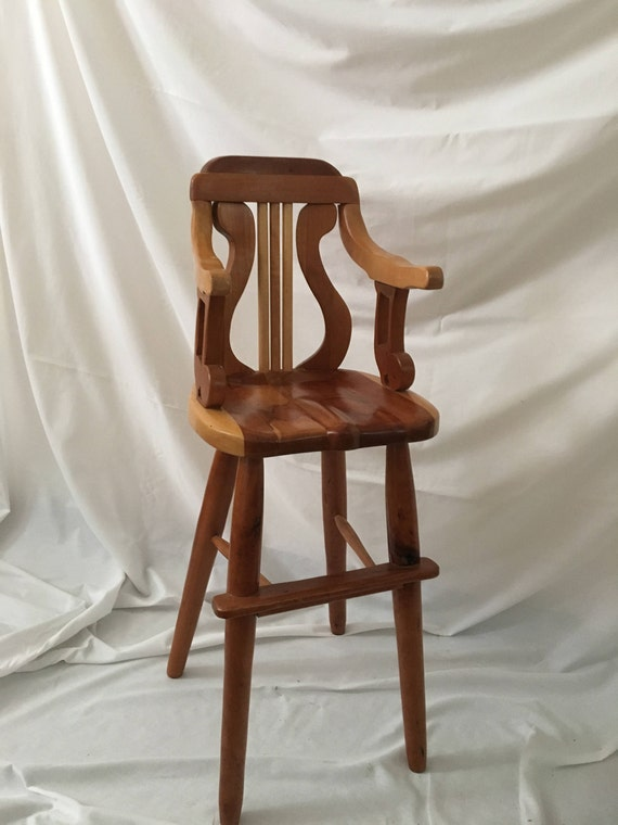 Kids furniture, wood furniture, kids chairs, highchair, high chair,  toddlers chair, wooden seating, wooden chair, kitchen chair, music chair