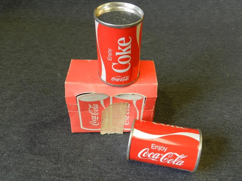 """Brand New! Coca Cola Sticker 2 3//8 Tall 3 1//8/"""" Wide"""