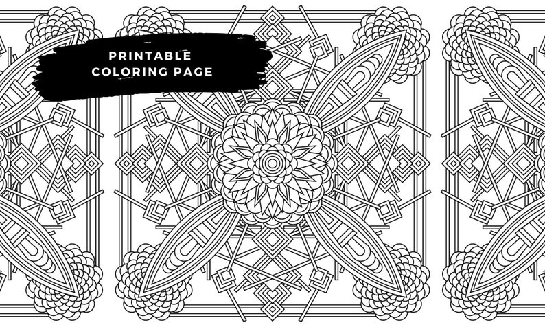 Coloring pages, coloring books, mandala coloring pages, kids coloring,  adult coloring, printable coloring pages, downloadable coloring page