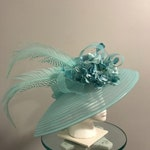 "Kentucky Derby Hat - ""See it Through """