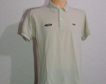 29497059ea68e7 polo shirt men CHEMISE LACOSTE Size 4