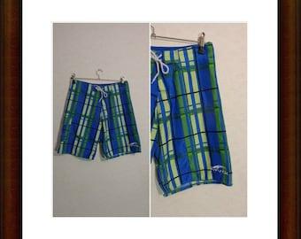 Shorts Swim Trunks Shorts checkered Shorts