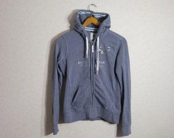 hoody women hoody zipper hoody jacket With Hood Size Medium