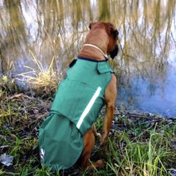 Custom Softshell Mantel Boxer Fleece Hund Für Winter Jacke Außen Gemacht Mit Ihren Futter N8nOPZ0wkX