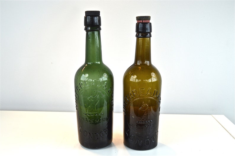 dating antique beer bottles