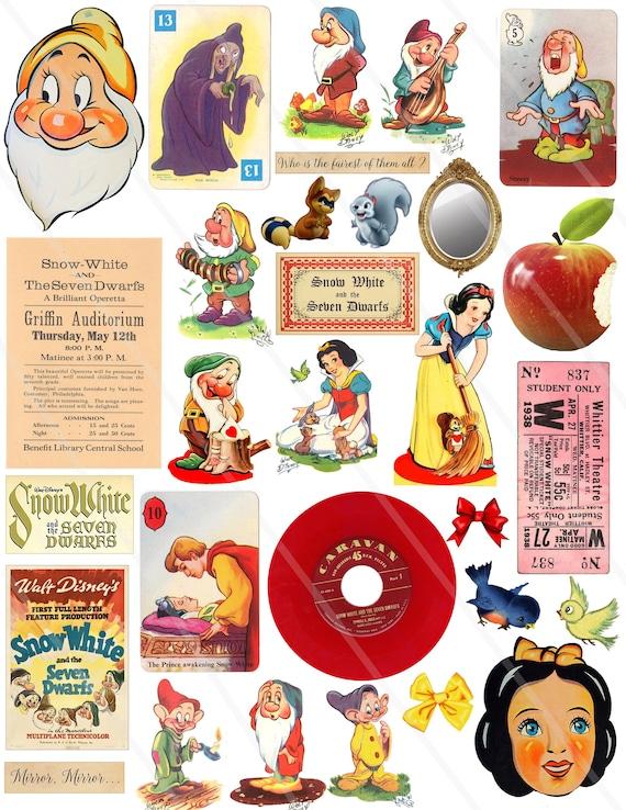 Snow White And The Seven Dwarfs - Cartoon Images | Essential oil blends,  Disney essentials, Essential oil diffuser blends