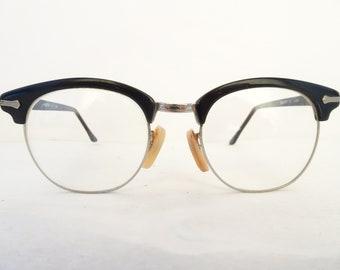 d7b92fb05db67 Vintage Shuron USA Rockabilly Eyeglass Frames