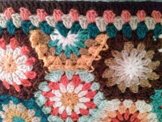 Hexagon Decke Häkeln Sechseck Strickdecke Decke Häkeln Etsy