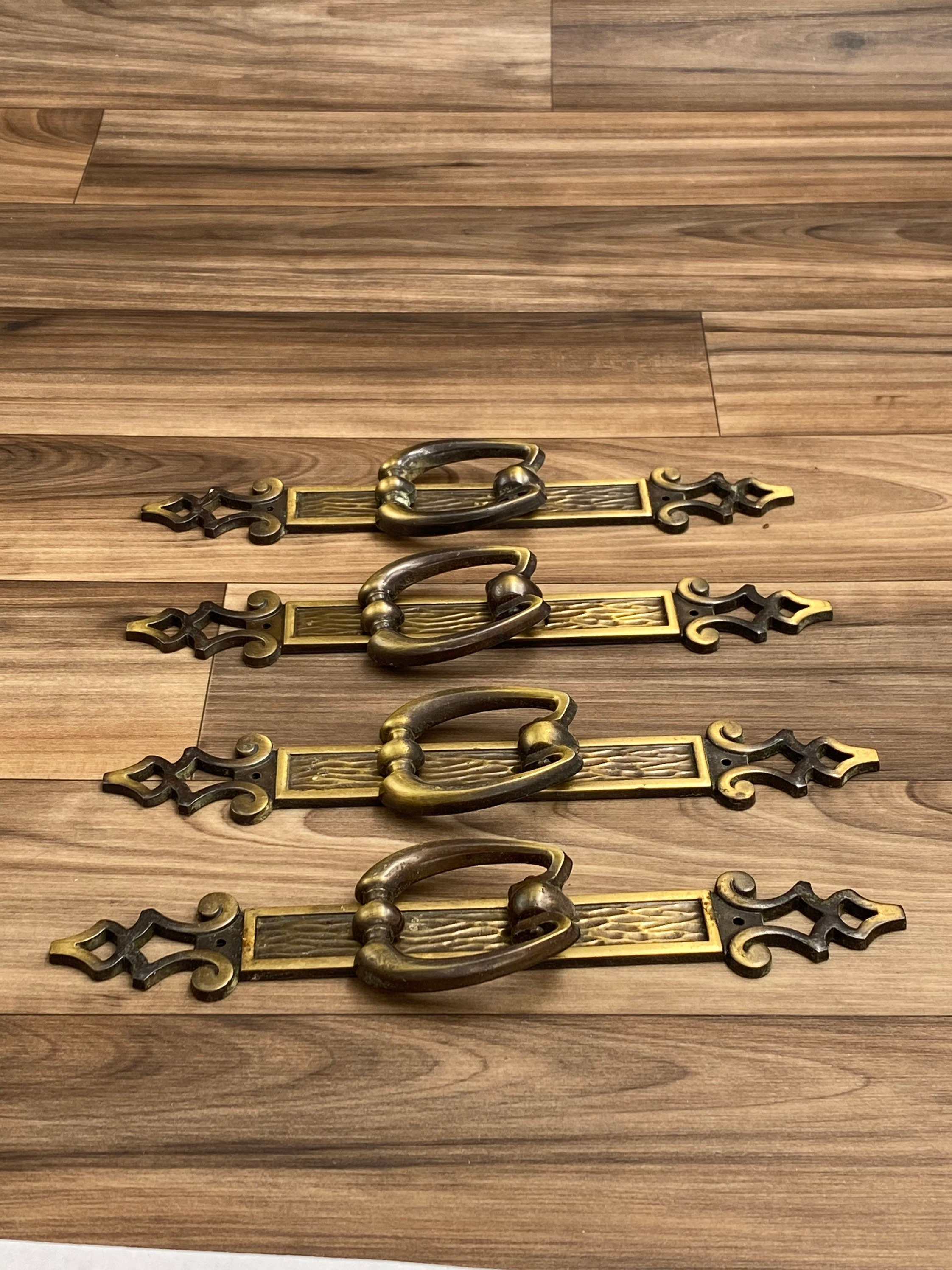 Vintage Carriage House Cabinet Pulls handles, Reclaimed ...