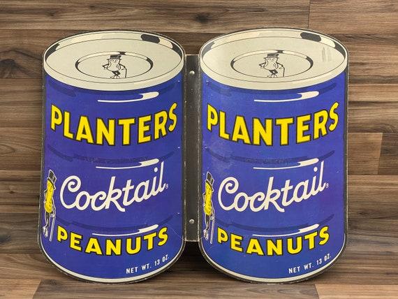 Vintage Planters Peanuts portfolio notebook, three ring binder Mr Peanuts collectible Can-Temporaries