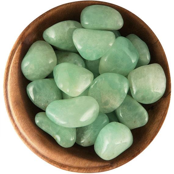 Ethically Sourced 1 Inch Tumbled Stone 1 MOOKAITE JASPER