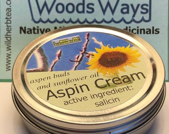 2oz.  Aspin Cream