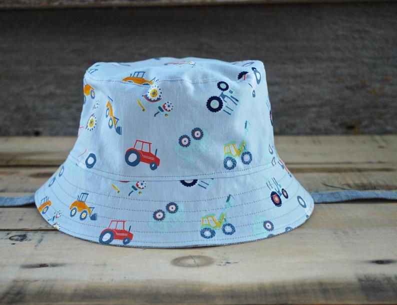 927e945feb26c Surf s Up Bucket Hat reversible bucket hat sun hat boy