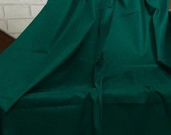 Home Decor Fabric CTF127 Premium Pure Cotton Fabric 50/%OFF Leaf green Cotton fabric Mask Fabric Dress 100 percent cotton fabric