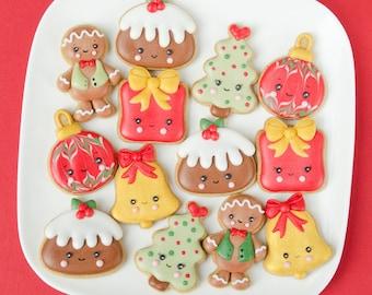 Christmas Mini Cookie Cutter Set