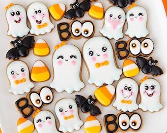 BOO! Halloween Cookie Cutter Set