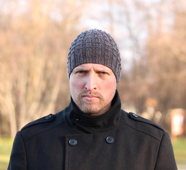 56fddf0eaf4 Mens knit hats Hats for men knitted hats for men knit hat