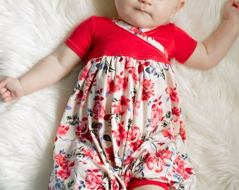 Bloomin' Baby Britches PDF Pattern Preemie to 24 months