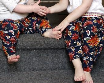 BUNDLE 1 Baby and Little Kid Polliwog Pants