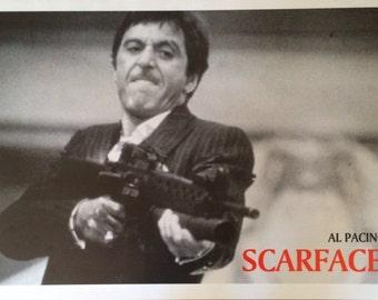 Scarface Al Pacino 24 x 36