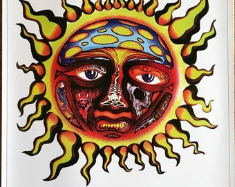 Wall Art, Music Poster, Sublime 40oz. To Freedom album cover 24 x 36 poster