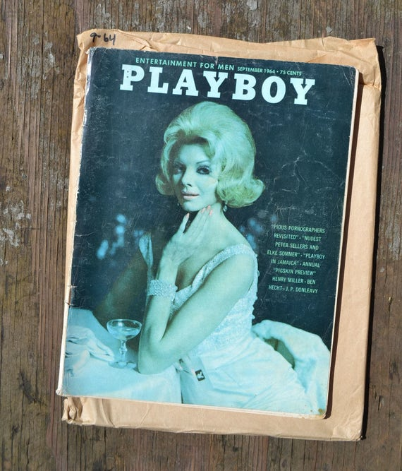 old playboy