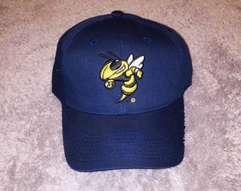 new style c7d72 f3570 Georgia Tech Baseball Cap