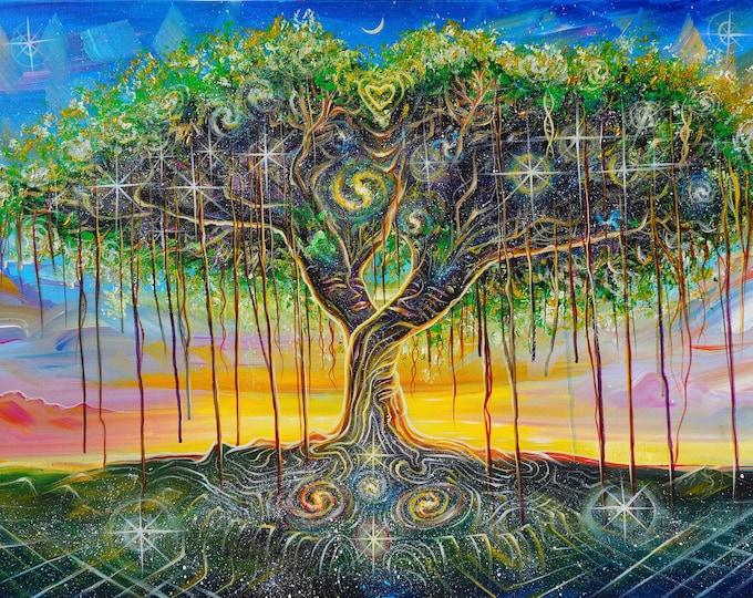 Banyan Tree - Maui - Prints ~ 2017