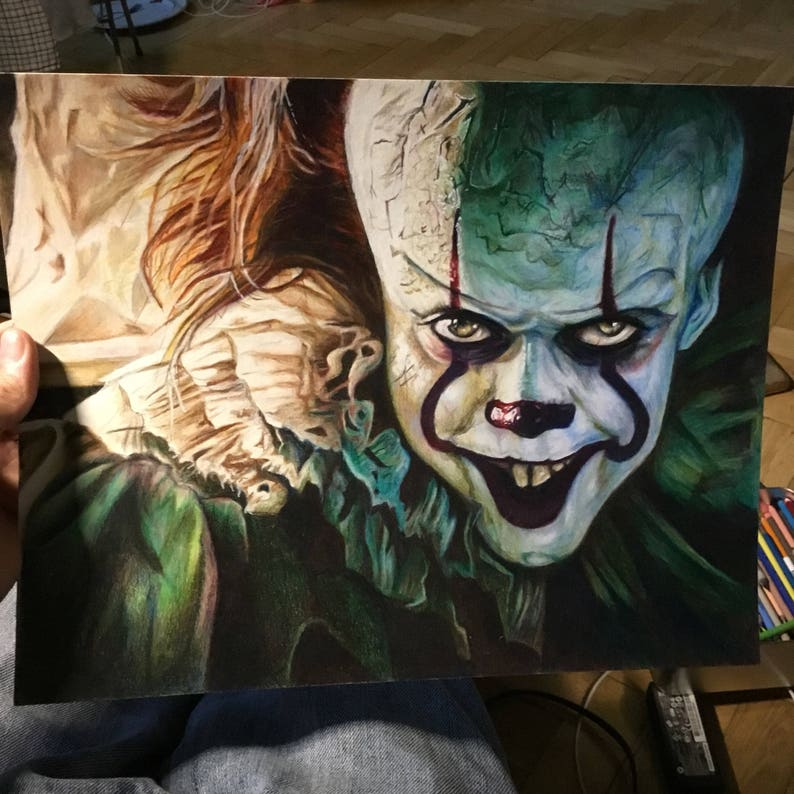 Brand New Pennywise Im Not Real Enough For You?