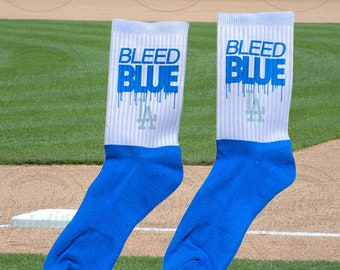 Bleed Blue LA - Socks