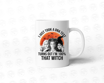 100% that Witch - 11oz Coffee Mug