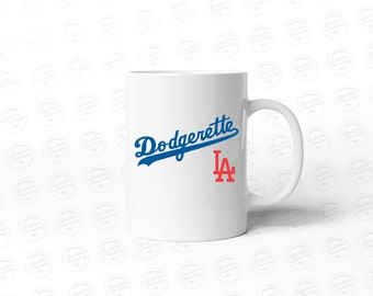 Dodgerette - 11oz Coffee Mug