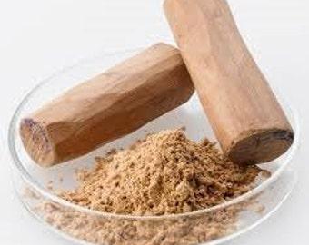 Sandalwood Powder ~ 100% pure ~ Ayurevedic ~ 1/2 oz