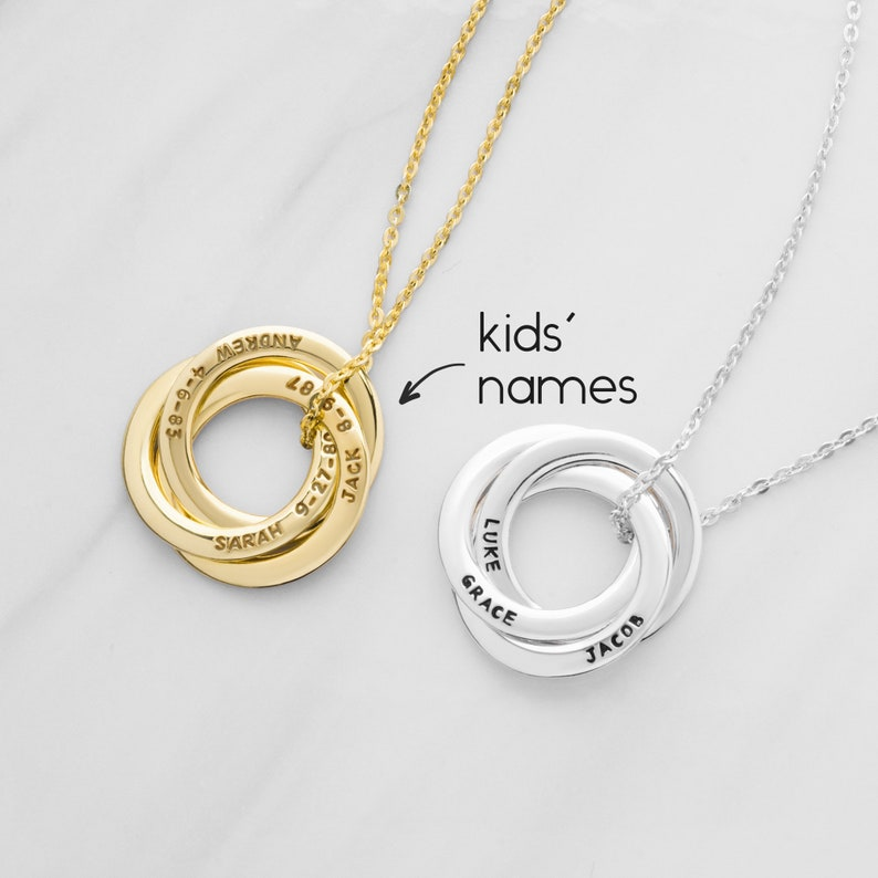Mom Gift  Mom Necklace  Birthday Gifts For Mom  image 0