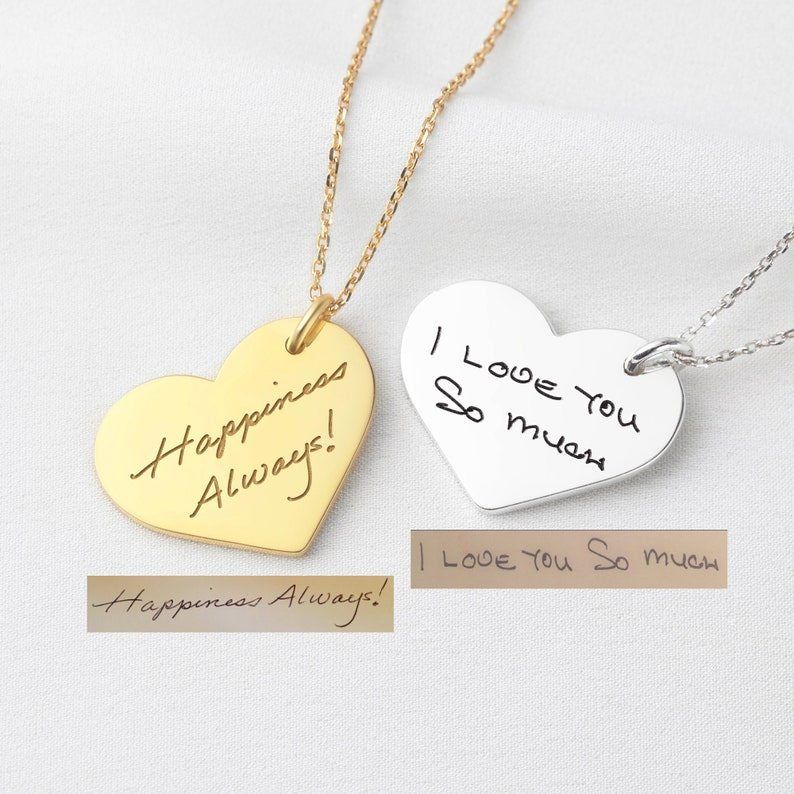 If mom does have a bracelet, you can give her a necklace. This cute idea is very suitable for daughters and sons to surprise Mommy this Mother's Day. You can choose the necklace's color (silver, gold, or rose) mom likes and you can also have your words engraved on it exactly as your writing. This beautiful and fashionable necklace will make her day.