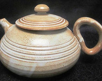 Vallauris Terracotta Tea Pot