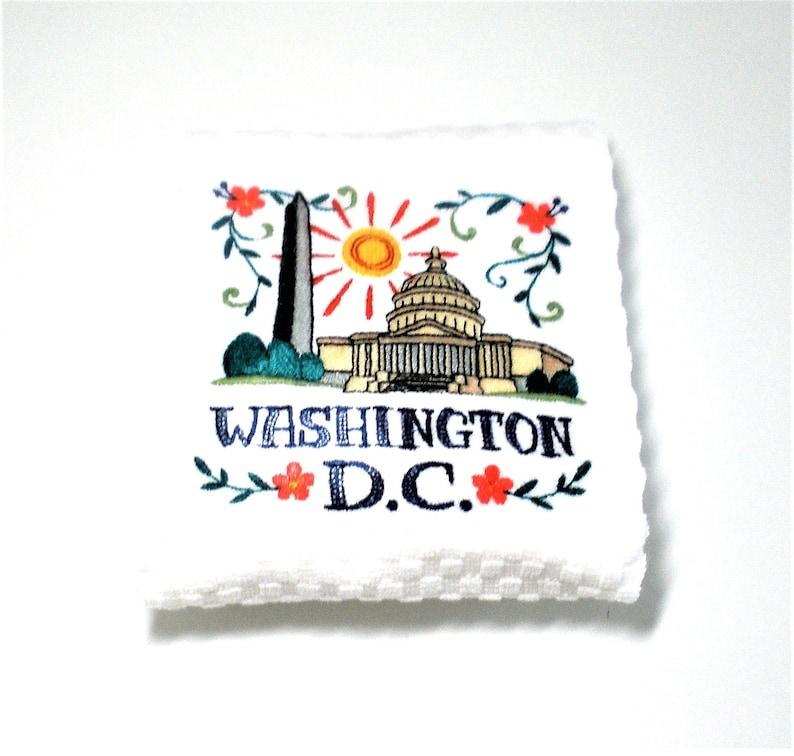 Washington Dc Towel Patriotic Gift D C