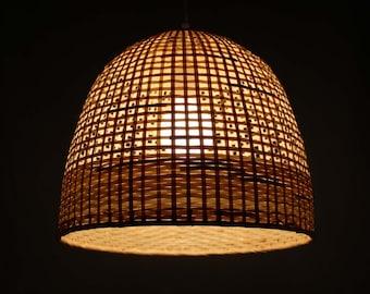 online retailer 133c7 adebb Basket pendant light | Etsy