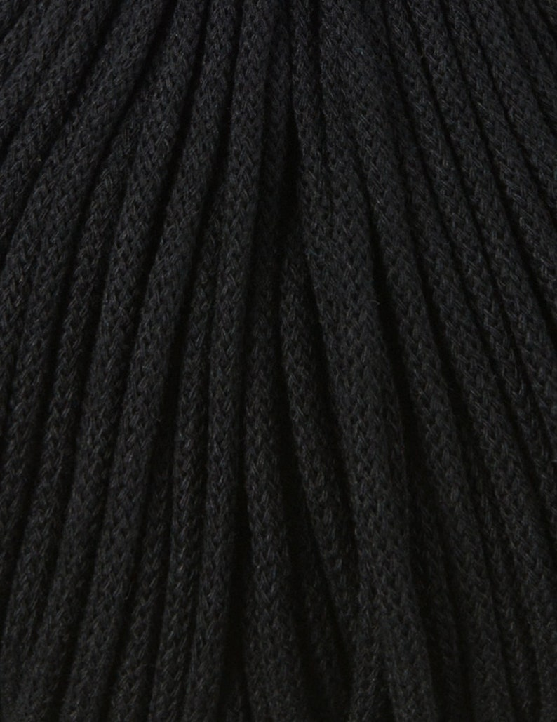 Steel 5mm Premium cotton cord 108 yards 100 meters   Etsy
