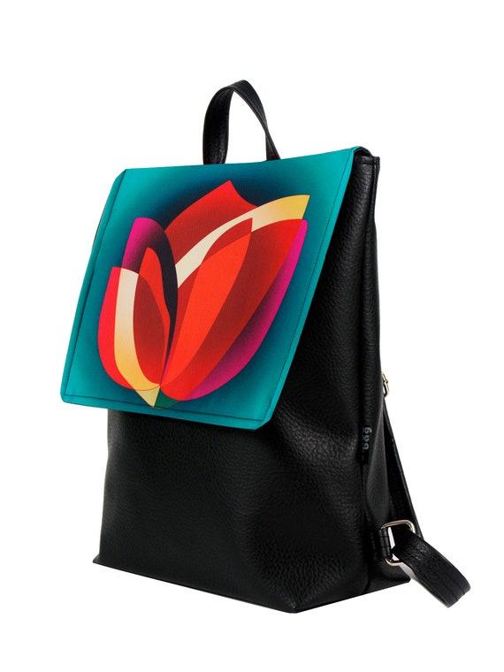 3bb6ac629f0e Christmas Gift Idea Vegan Accessories Faux Leather Bag