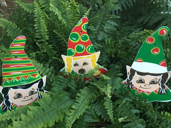 image 0 - Elf Outdoor Christmas Decorations