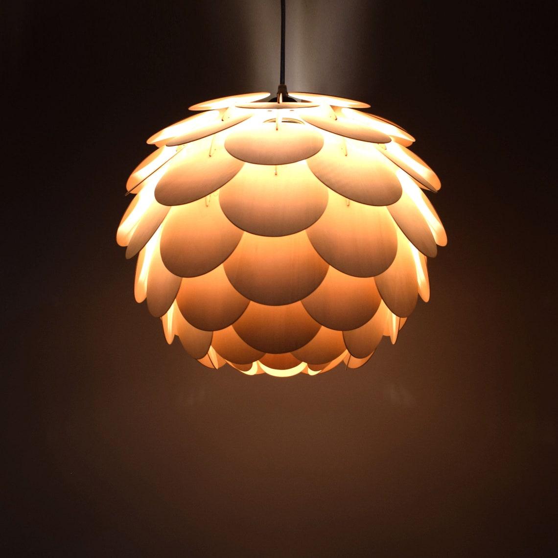 Fast Shipping Pendant Light Ceiling Light Chandelier Lighting Lighting Wood Pendant Light Hanging Lamp Round Pine
