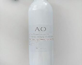 Organic Natural Pure Amyris Aphrodysia+ Anti-aging Body Powder Talc, corn, perfume + preservative free - Handcreated Luxuries - NON GMO