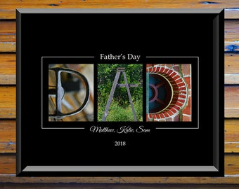 Happy Fathers Day Good Gifts Gift From Kids Ideas Present For Dad 11x14
