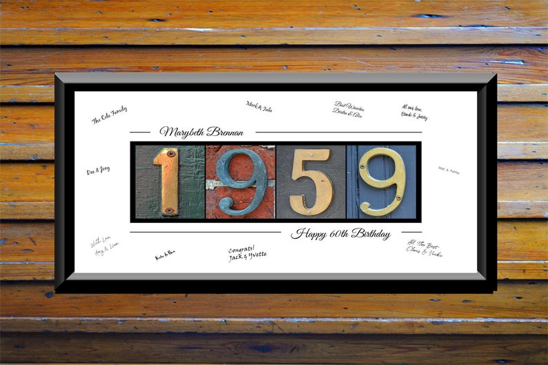 60th Birthday Gift For Him Men Image 0