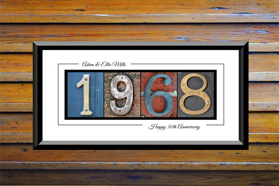 10th Wedding Anniversary Gift Ideas For 10th Anniversary Gift Etsy