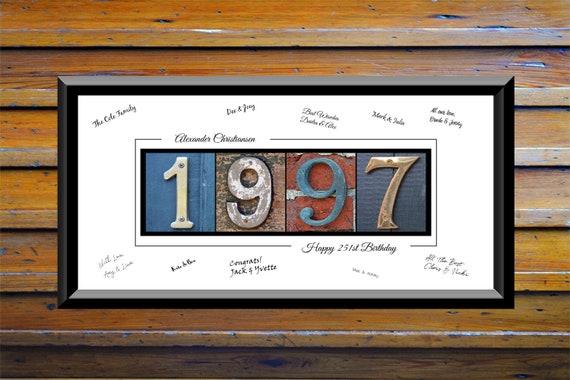 21st Birthday Party Gift Ideas 21st Birthday Decorations Etsy