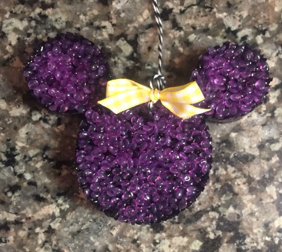 be8888e959919 Car Air Fresheners in Minnie Mouse Shape